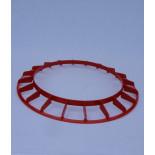 AGROFORTEL - műanyag védő gyűrű a horganyzott tubusos etetőhöz - 18 kg