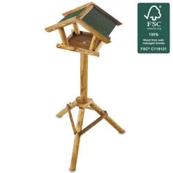 Fa madáretető Bird house