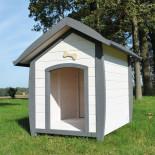 BELLA kutyaház - L méret - 102x86x94 cm