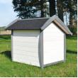 BELLA kutyaház - XL méret - 111x97x108 cm
