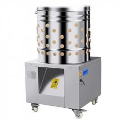 Dob baromfi kopasztó - S méret - akár 4 kg-ig. Kopasztógép.