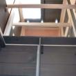 LISABON fa tyúkól, 1750x660x1010 mm