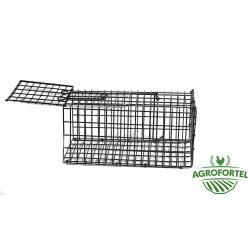 Egér - patkánycsapda 24 x 12,5 x 11 cm, egyoldalú