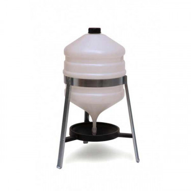 AGROFORTEL baromfi szifonos itató- űrtartalom 30 liter