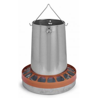 Gaun - műanyag védő gyűrű a horganyzott tubusos etetőhöz - 20 kg