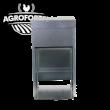 AGROFORTEL rálépős etető - 10 L, takarmány megtakarító, minőségi kialakítás