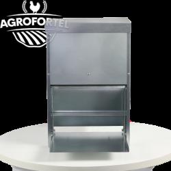 AGROFORTEL rálépős etető - 20 L, takarmány megtakarító, minőségi kialakítás