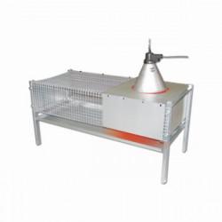 Baromfi tenyésztő - műkotlós - AGROFORTEL OD2 - 101x54x51 cm