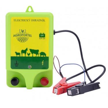 Elektromos kerítés elektromos impulzusforrása - 2 J. Az akkumulátoros tápegységhez.