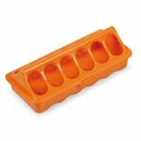 Gaun műanyag vályús baromfi etető - 30 cm