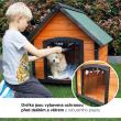 BALU 2020 kutyaház - XXL méret - 97x101x111 cm
