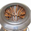 Dob baromfi kopasztó - BRM1800 - akár 15 kg-ig. Kopasztógép.