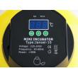 JANOEL10 félautomata mini digitális keltető digitális hőmérővel