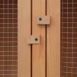 MNISEK 6 részes fa nyúlketrec, 1020x480x1800 mm