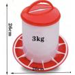 Baromfi etető - 3 kg