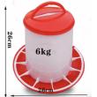 Baromfi etető - 9 kg