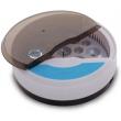 YZ9-9 félautomata mini digitális keltető digitális hőmérővel. 9 nagy tojásra.