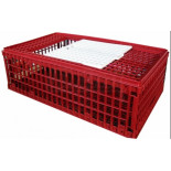 Baromfi szállító doboz - nagyobb, összerakható