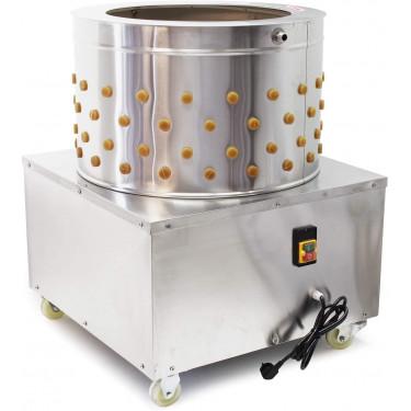 Dob baromfi kopasztó - L méret - akár 18 kg-ig. Kopasztógép.