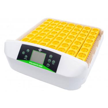 Automatikus digitális keltető YZ56S, beépített tojás világítással